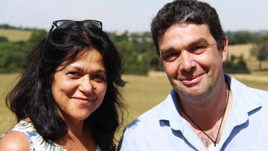 Nicole et Denis Soulard