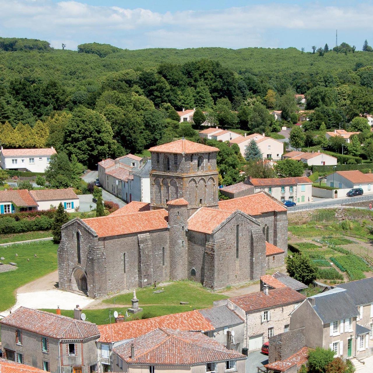 Eglise Notre-Dame-du-Vieux-Pouzauges