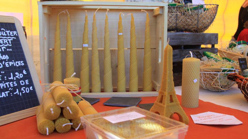 Produits à base de miel