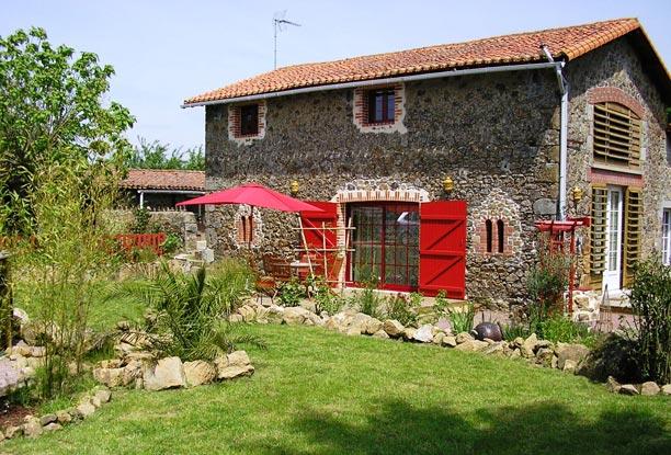 Gite La Rocaille - La Pommeraie sur Sèvre