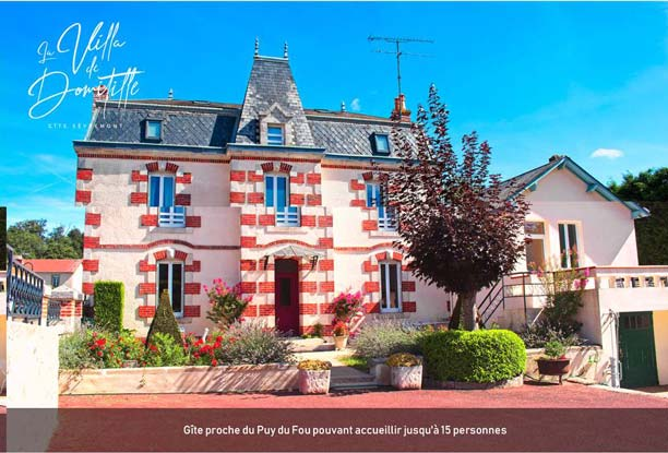 La Villa Domitille - Sèvremont