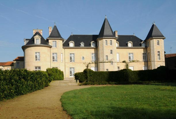 Château de la Bergelière - gîte