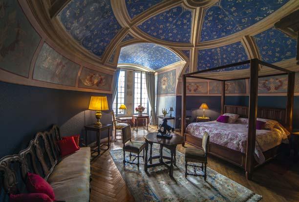 Chambres d'hôtes Château de la Flocellière