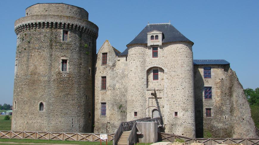 Château de Saint-Mesmin
