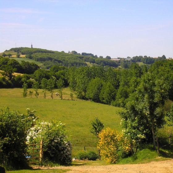 Journée groupe nature et paysages