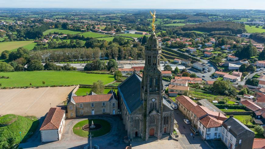 Clocher de Saint-Michel-Mont-Mercure