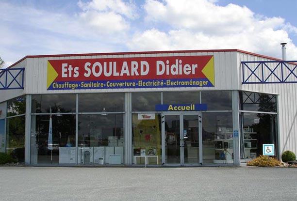 Soulard électricien Pouzauges