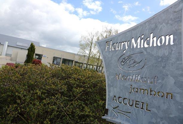 Fleury Michon Siège Social