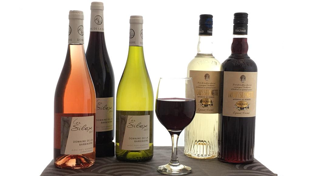 Trouspinette et vins vendéens