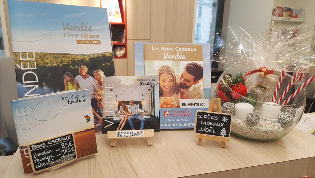 Box cadeau Vendée