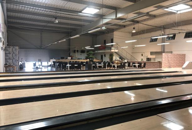P'resto bowling restaurant