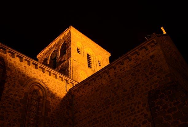 Eglise romane Pouzauges