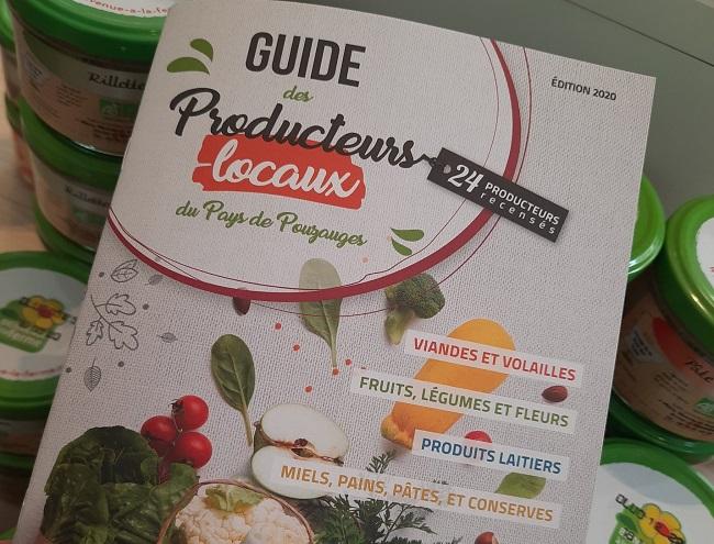 Guide des producteurs du Pays de Pouzauges