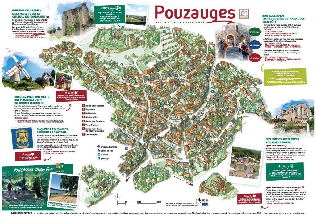 Plan de Pouzauges 2021