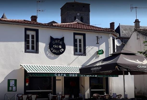 Café des Sports au Boupère